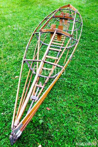 old faltboat