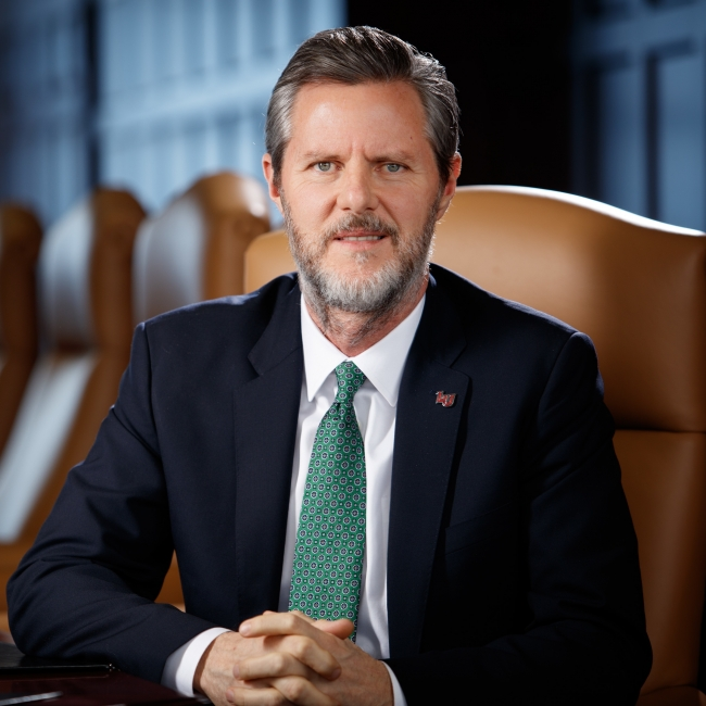 Jerry Falwell Jr. Says He Will Lead Federal Task Force on Higher-Ed Policy