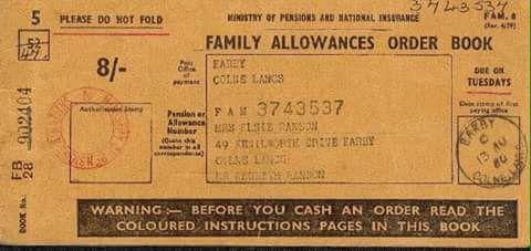 family allowance