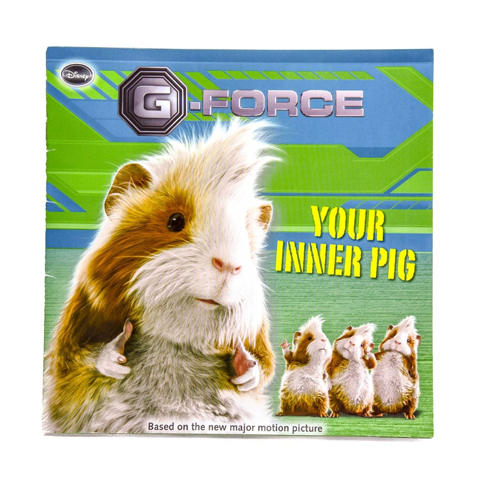 G-Force Your Inner Pig