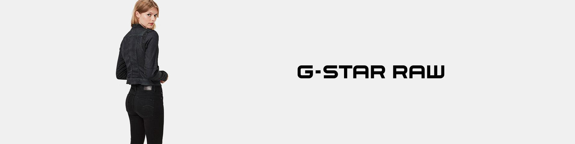 Ropa y zapatos online de G-Star