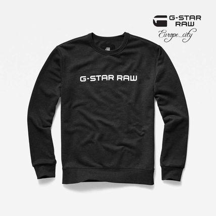 G-Star Sweatshirts Sweat Long Sleeves Sweatshirts
