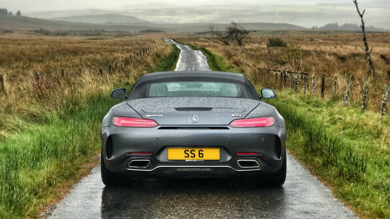 Why Would Anyone Buy A Mercedes AMG GTC Roadster?