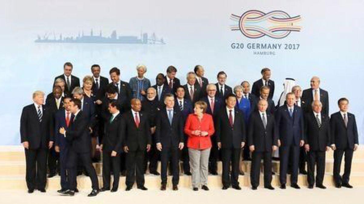 Lo más destacado de la cumbre del G20 en Hamburgo