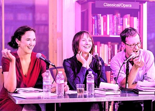 Julia Turner, Dana Stevens, and Stephen Metcalf