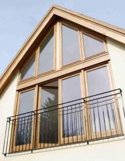 Gable window idea