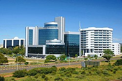Gaborone Government Enclave