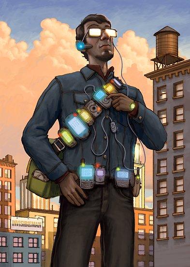 The Gadgeteer by Jon Keegan