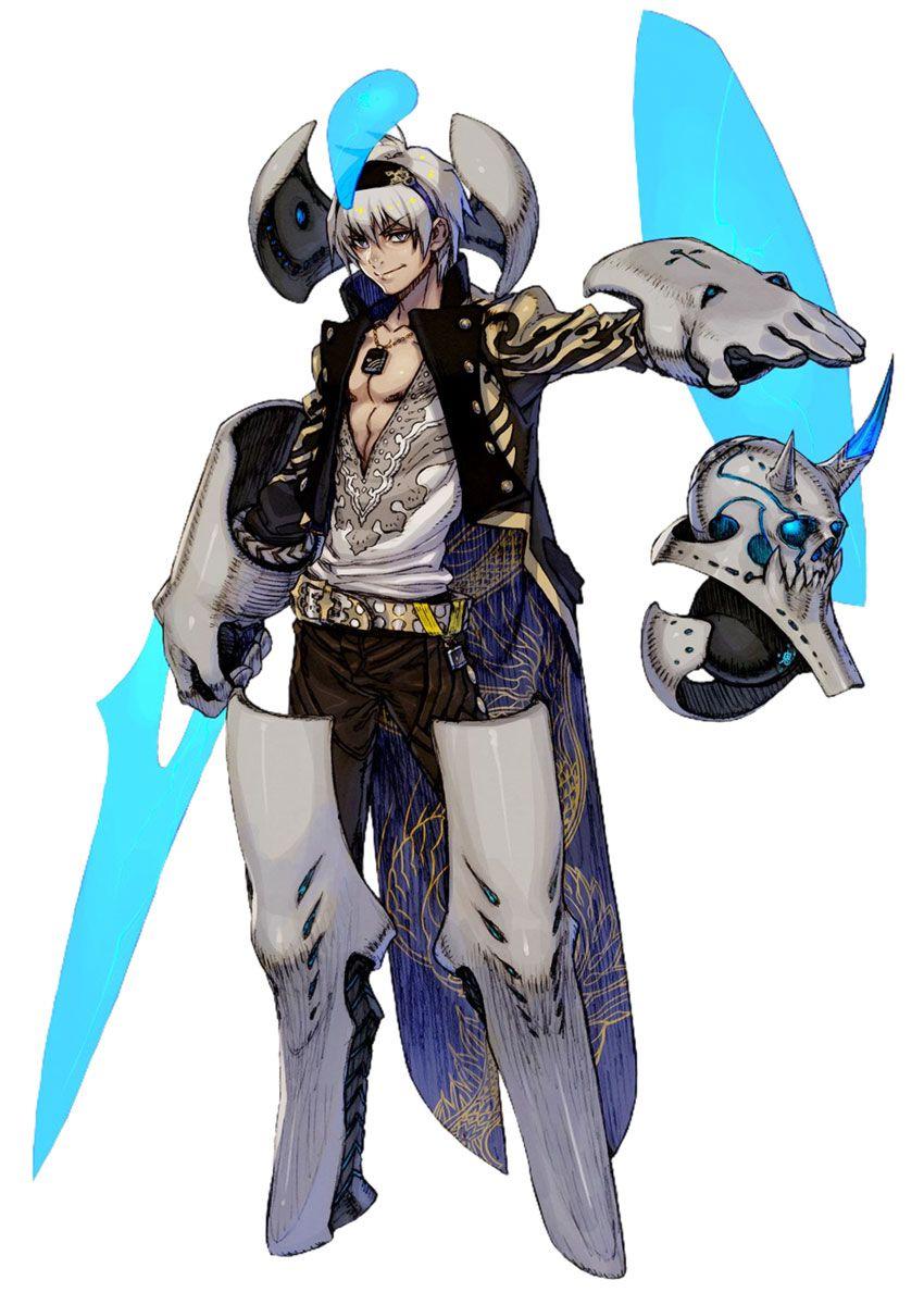 Rejin the Gadgeteer from Terra Battle #art #illustration #artwork #gaming  #videogames #gamer