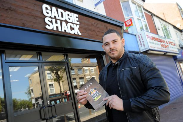 Tom opened Gadgie Shack in Spring Bank in August