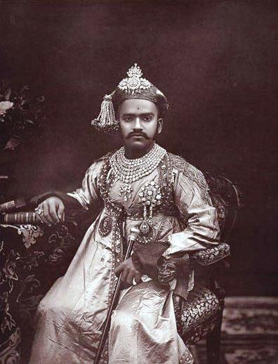Archivo:H H Gaekwar of Baroda.jpg