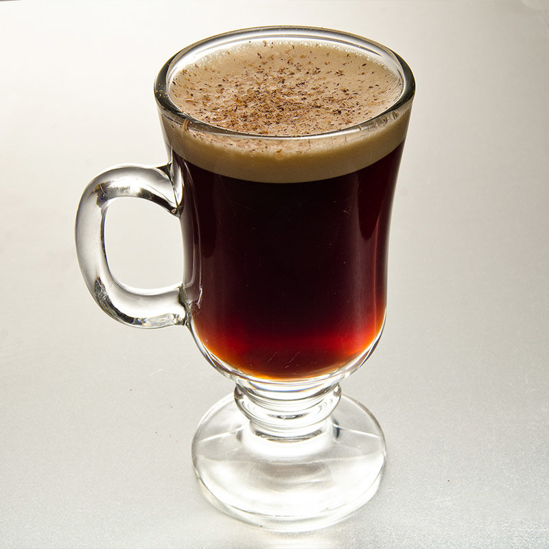 Dead Rabbit Irish Coffee - Irish Whiskey Cocktail