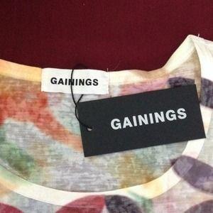 gainings