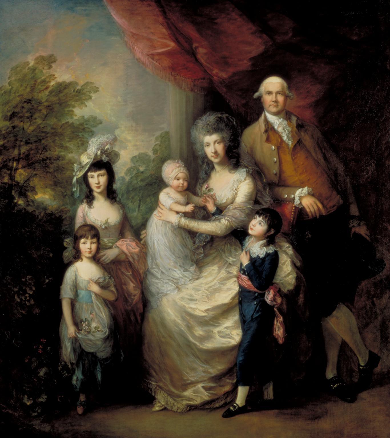 The Baillie Family