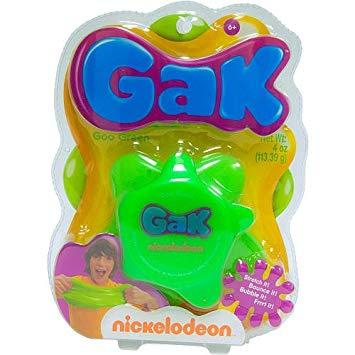 Nickelodeon Gak - Green