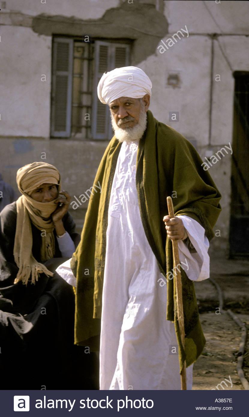 Camelleros egipcia Imagen De Stock