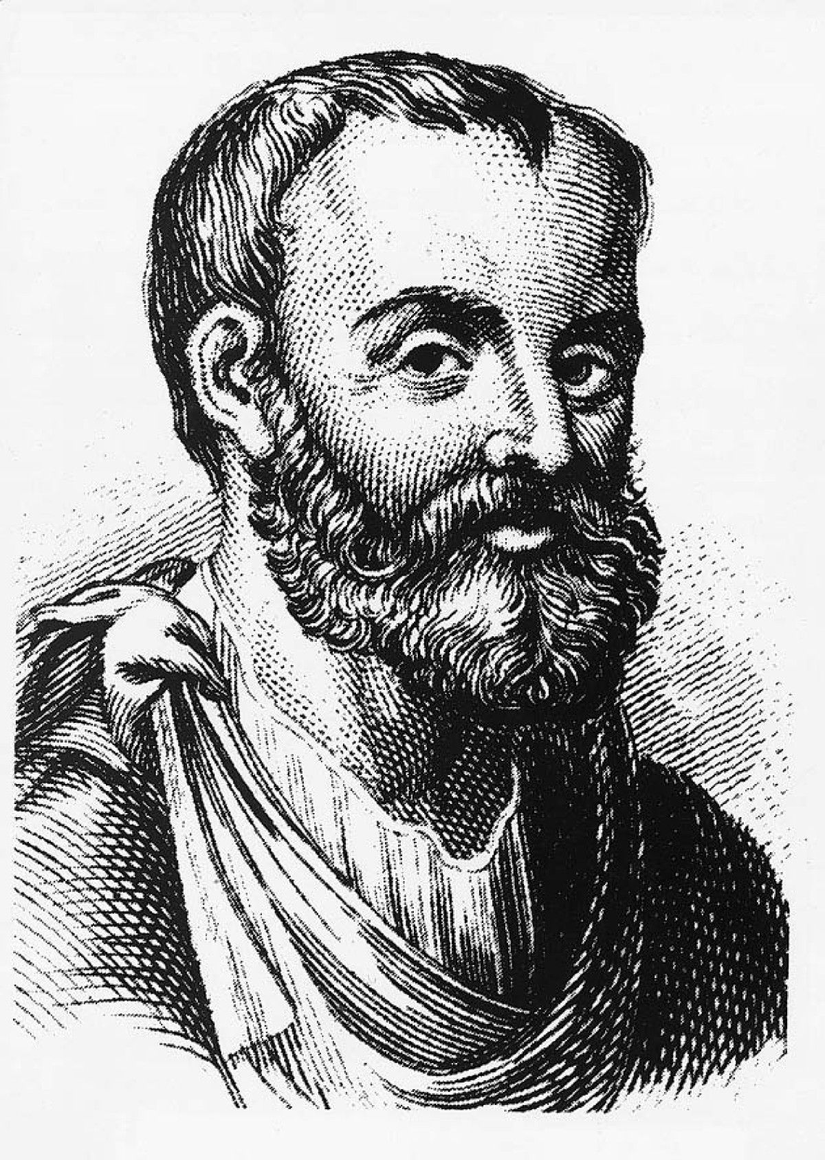 Galen, Graeco-Roman physician 2nd century AD.