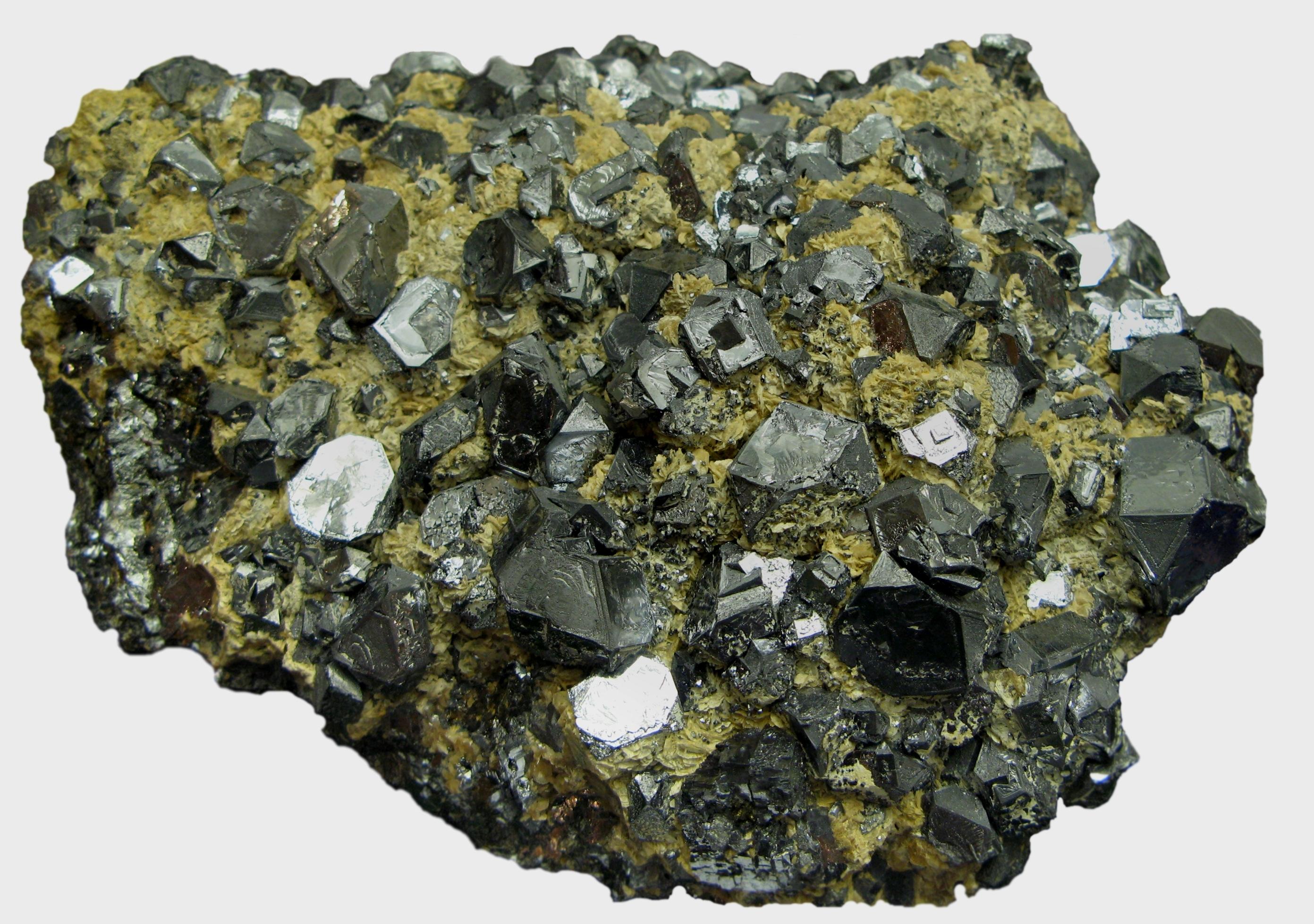 File:Galenite - Mies mine, Slovenia.jpg