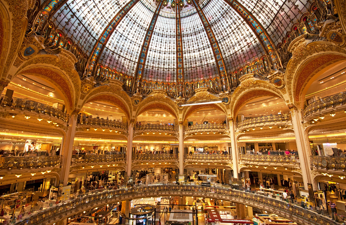 Chinese Tourist Hub Galeries Lafayette Now Offers Personalized Shopping  Experience in Paris Store