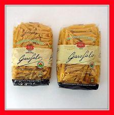 GALOFALO Organic Pasta Casarecce and Penne Ziti Rigate 500g each Qty 2 Bags