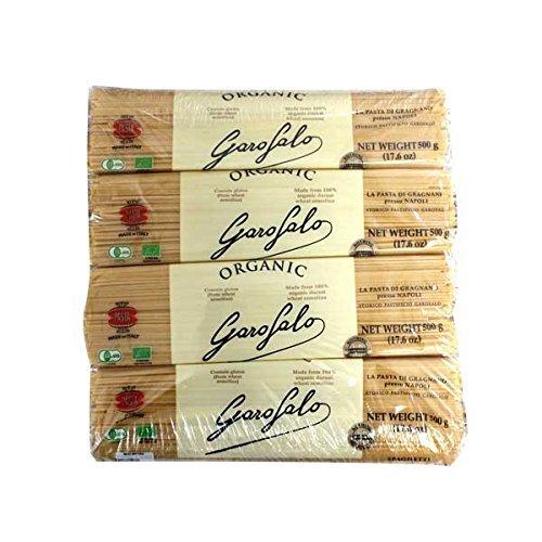 Garofalo (GALOFALO) bolsas de pasta org?nica 500gx8