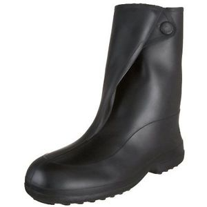 Image is loading Tingley-1400-Boot-Shoe-Rubber-Overshoes-Galoshes -Waterproof-