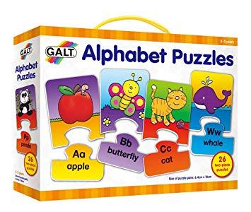 Galt America Puzzle de 26 piezas (Galt 1105047) [Importado]: Amazon.es:  Juguetes y juegos