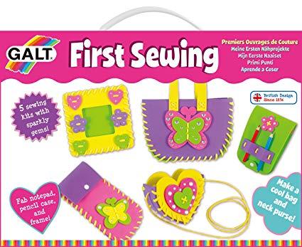 Galt Toys, First Sewing Kit, Craft Kit
