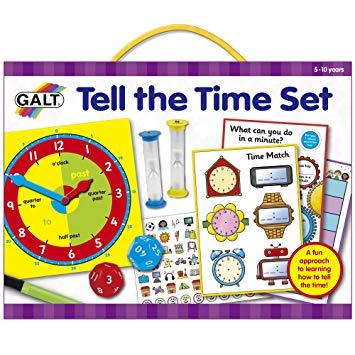 Galt Toys Tell the Time Set