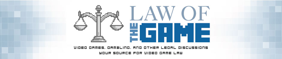 Video Game and Gambling Legal Discussion
