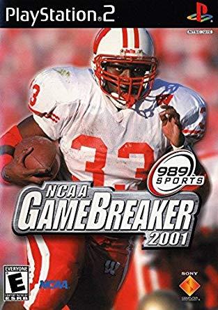 NCAA Game Breaker 2001