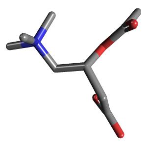 gamma-Carotene 3D structure
