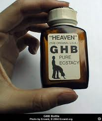 Since about 1990, GHB has been abused in the U.S. for euphoric, sedative,  and anabolic (body building) effects. It is a central nervous system  depressant