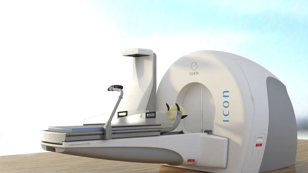 El modelo Gamma Knife ICON permitirá tratar un mayor abanico de lesiones.