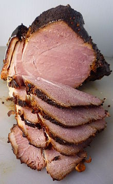 Gammon (meat)