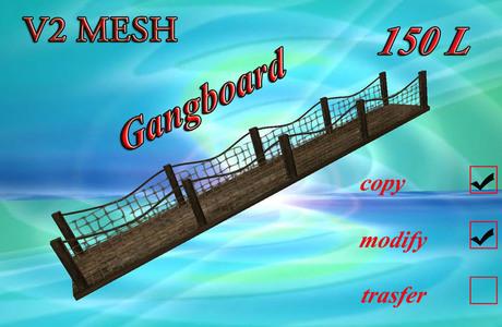 gangboard v2(scalandrone)MESH