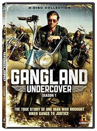 Gangland Undercover: Season 1 [DVD]