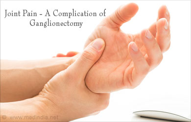 Complications of Ganglionectomy Surgery - Joint Pain
