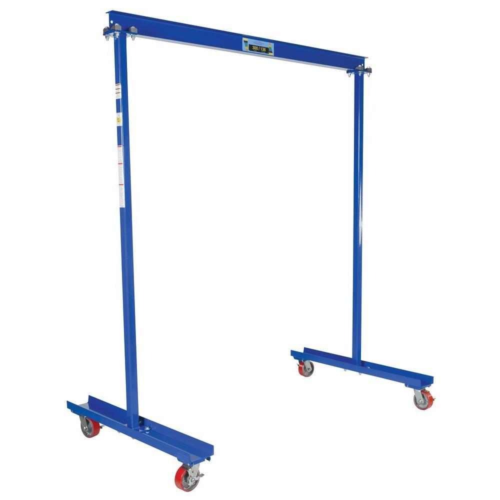 Capacity Portable Work Area Gantry Crane