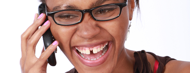 Are you confident in your gapped smile? At Just Smile near the Sutherland  Shire we love confidence but you may be doing more damage to your smile  than good.