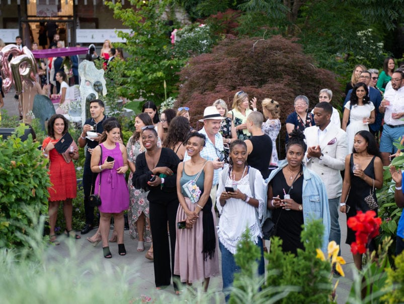 On July 18, Toronto Life celebrated the summer sunshine with its sold-out  fourth annual Garden Party at the Toronto Botanical Garden.