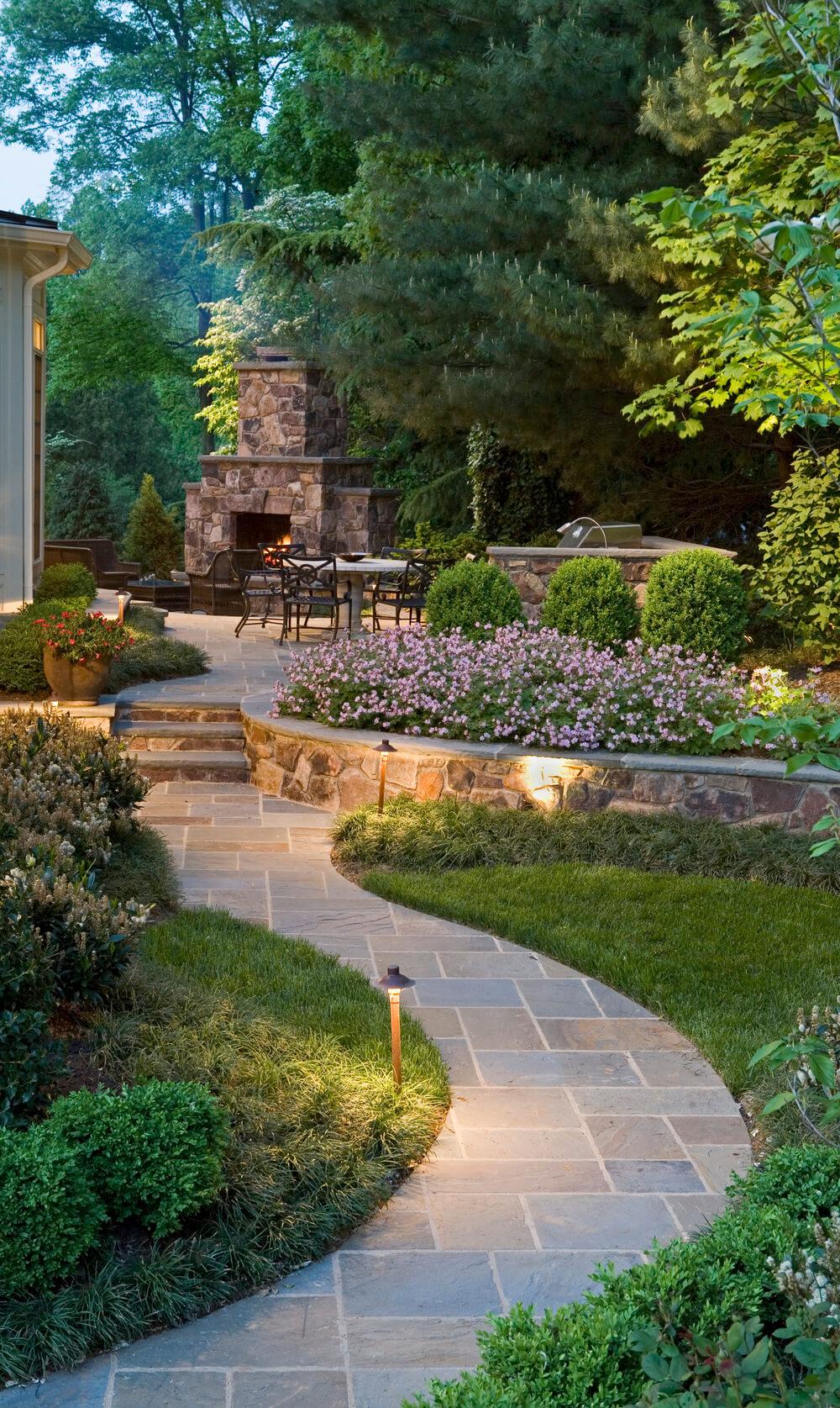 garden,path , Liberal Dictionary
