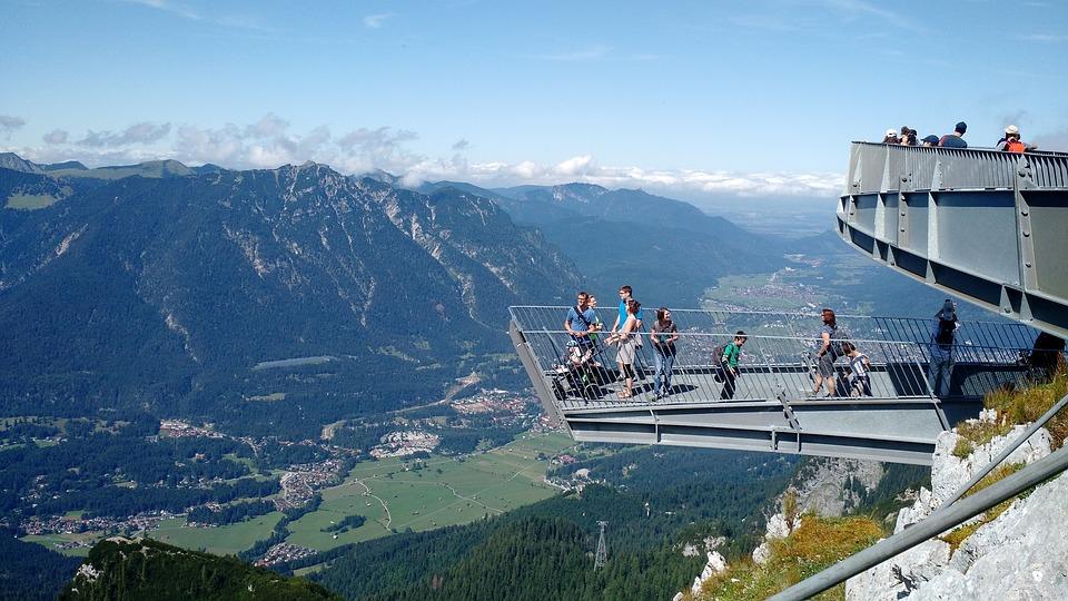 garmisch-partenkirchen alemania alpes montañas