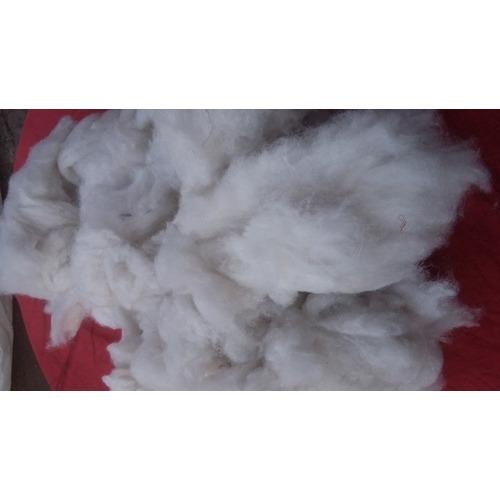 Garnetted Synthetic Polyester Fiber