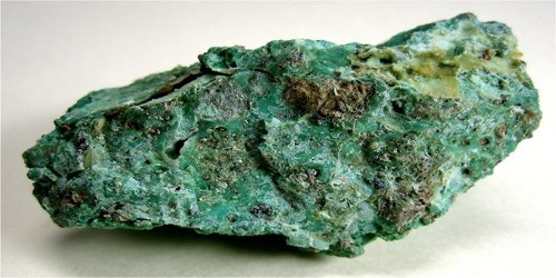 Garnierite: Properties and Occurrences