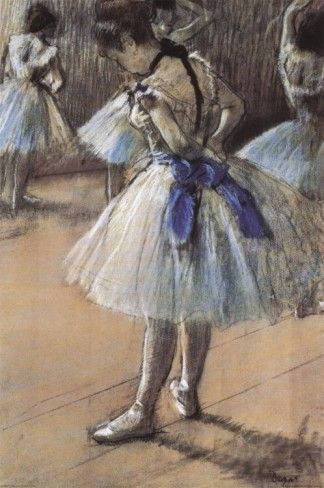 DEGAS H. G. Edgar - French (Paris 1834 - 1917 ) -
