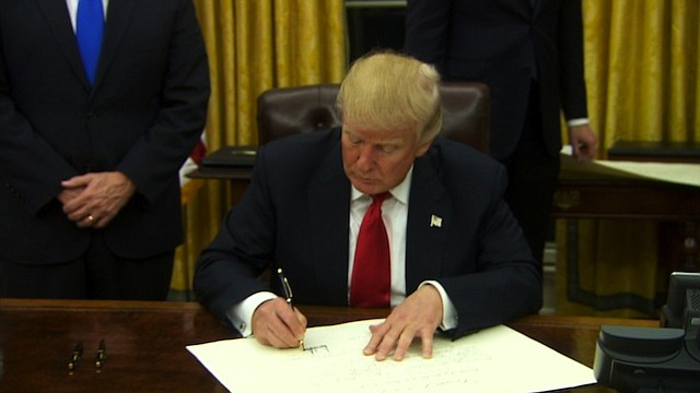 President Donald J. Trump Signs H.R. 255, and H.R. 321 and H.J.Res. 40,