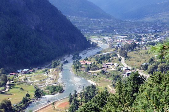 Haa Valley: The town has been developed along the Haa Chu River and can be