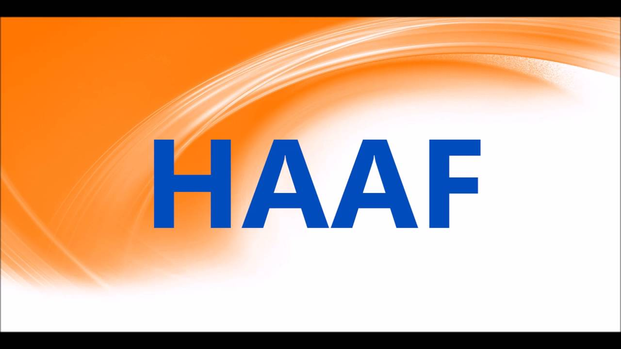 HOW TO PRONOUNCE HAAF