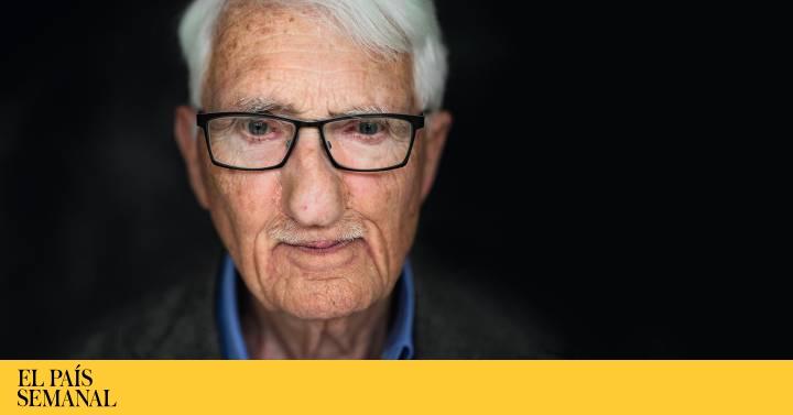 "Entrevista: Jürgen Habermas: ""¡Por Dios, nada de gobernantes filósofos!"" |  EL PAÍS Semanal"
